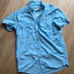 Magellan angler fit button down